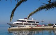 The yacht
