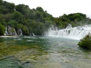 krka waterfalls
