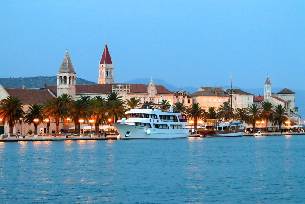Croisière de Trogir – via les îles Kornati à Zadar