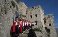 Klis –  Soldiers in traditional uniforms
