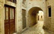 Trogir – Street in a small dalmacian city