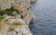 Cliffs on Dugi otok
